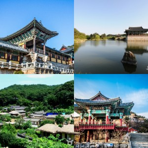 Gyeongju UNESCO Tour_Yangdong_Village_Bulguksa_Temple_Seokguram_Anapji_Pond