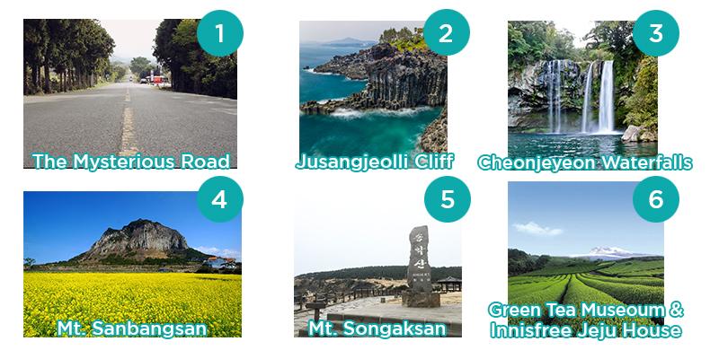 west-jeju-island-tour-timeline-itinerary