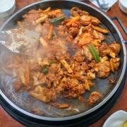 Chuncheon-dakgalbi-chicken-food