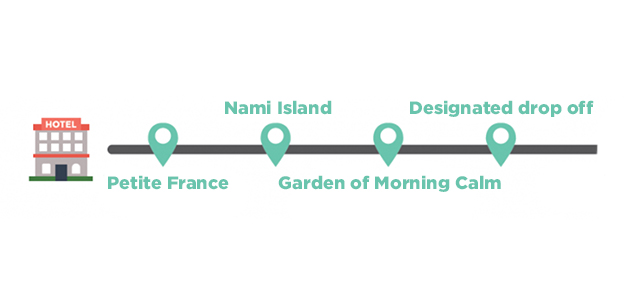 nami-island-one-day-private-car-timeline