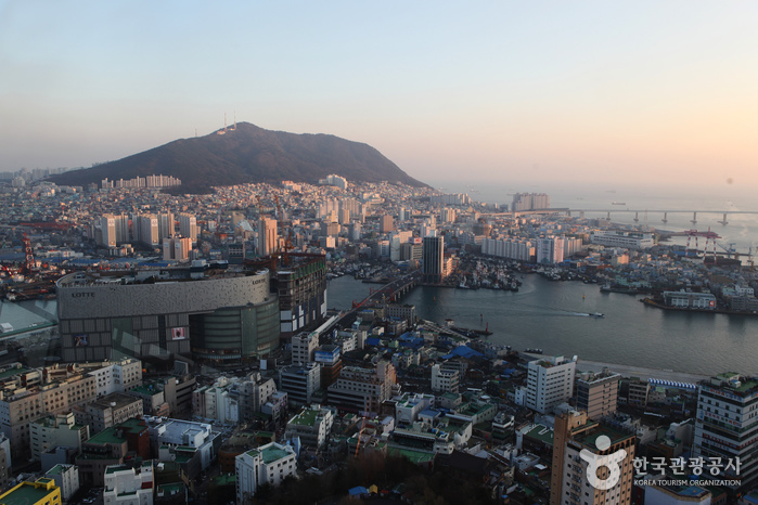 yongdusan-view