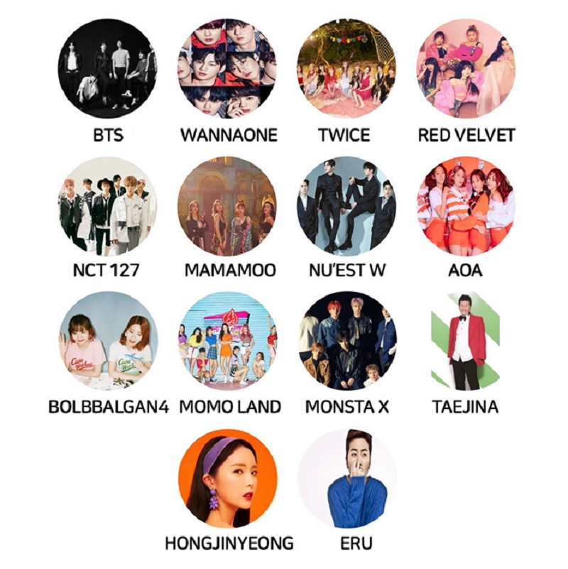 2018 SORIBADA BEST KMusic Awards KPOP Concert (Aug. 30) | KoreaTravelEasy