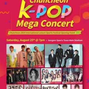 Chuncheon-2018-Kpop-Concert