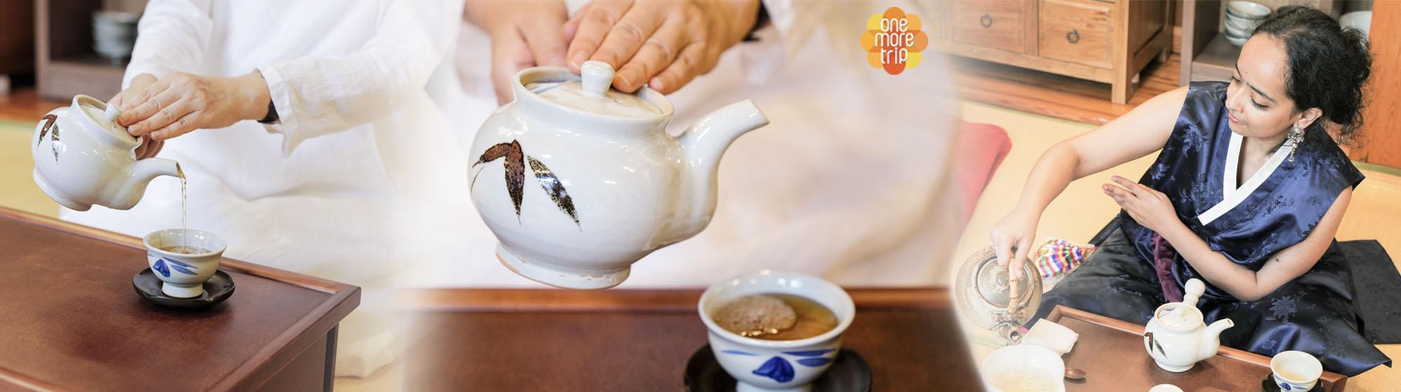 Experience Traditional Korean Tea Ceremony – in Bukchon Hanok Village (Wed, Sat) | KoreaTravelEasy