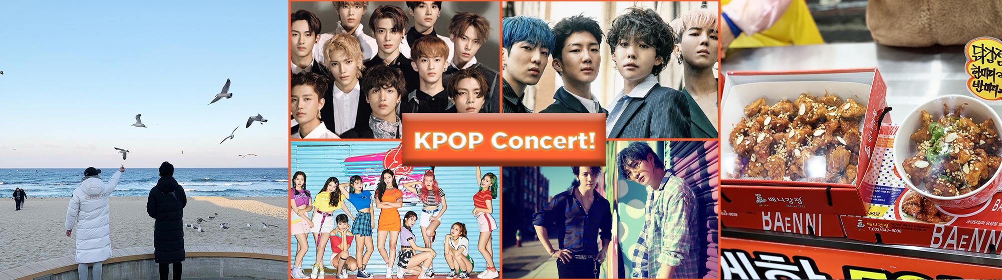 PyeongChang KPOP Concert Gangneung with best spots 1 day tour (2019 Feb  9)