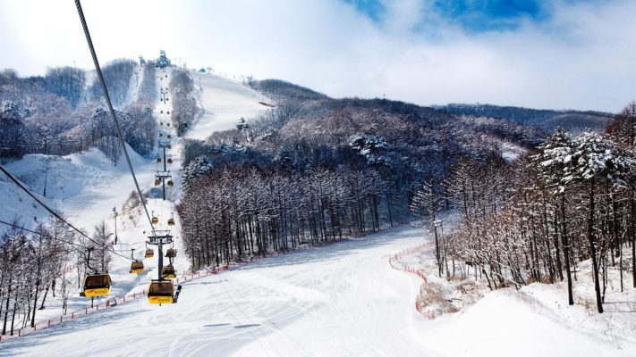 Korea Ski Resorts