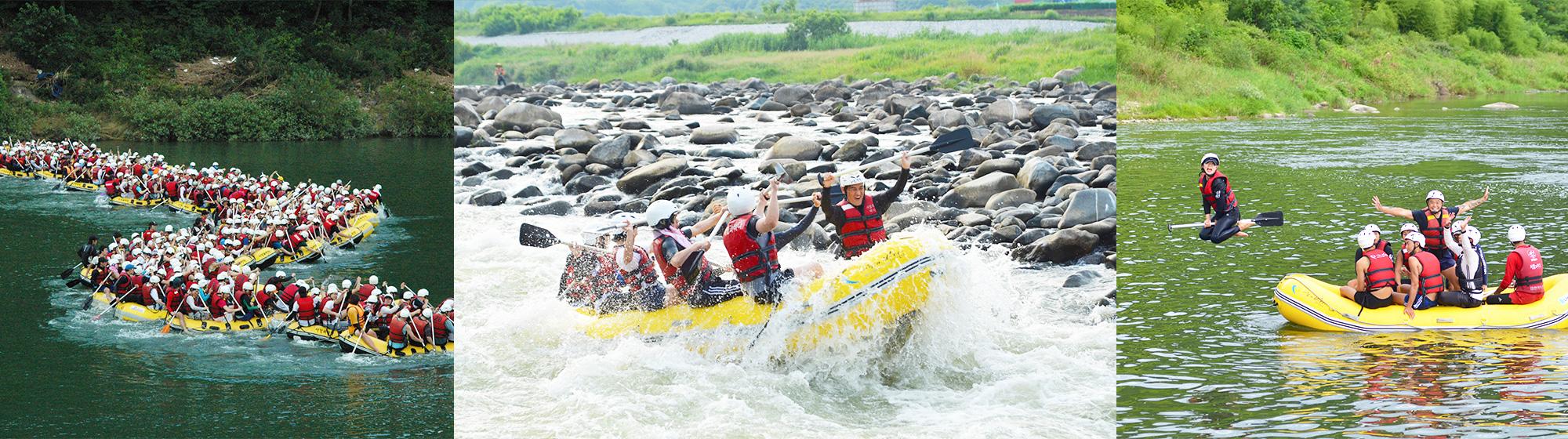 Busan Day Tour – White Water Rafting and Donguibogam village tour (Jun 4 – Aug 29) | KoreaTravelEasy