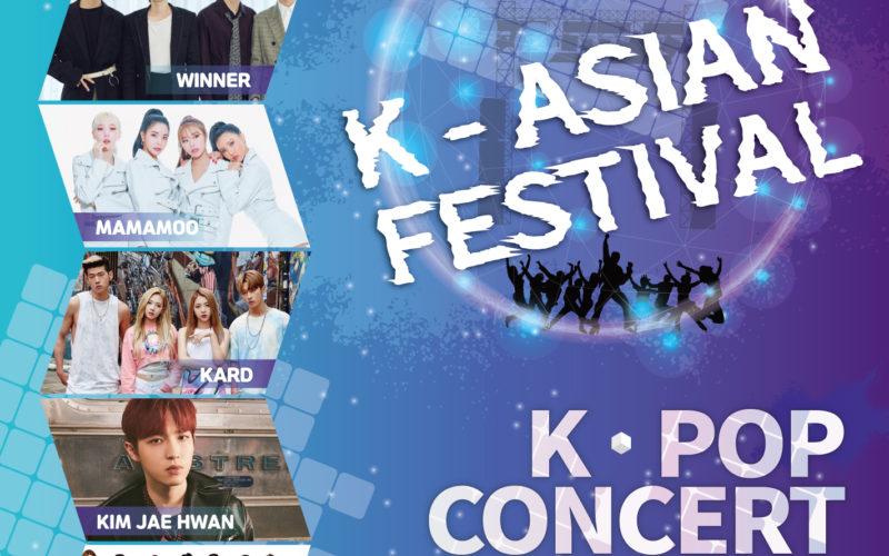 k-asian festival poster