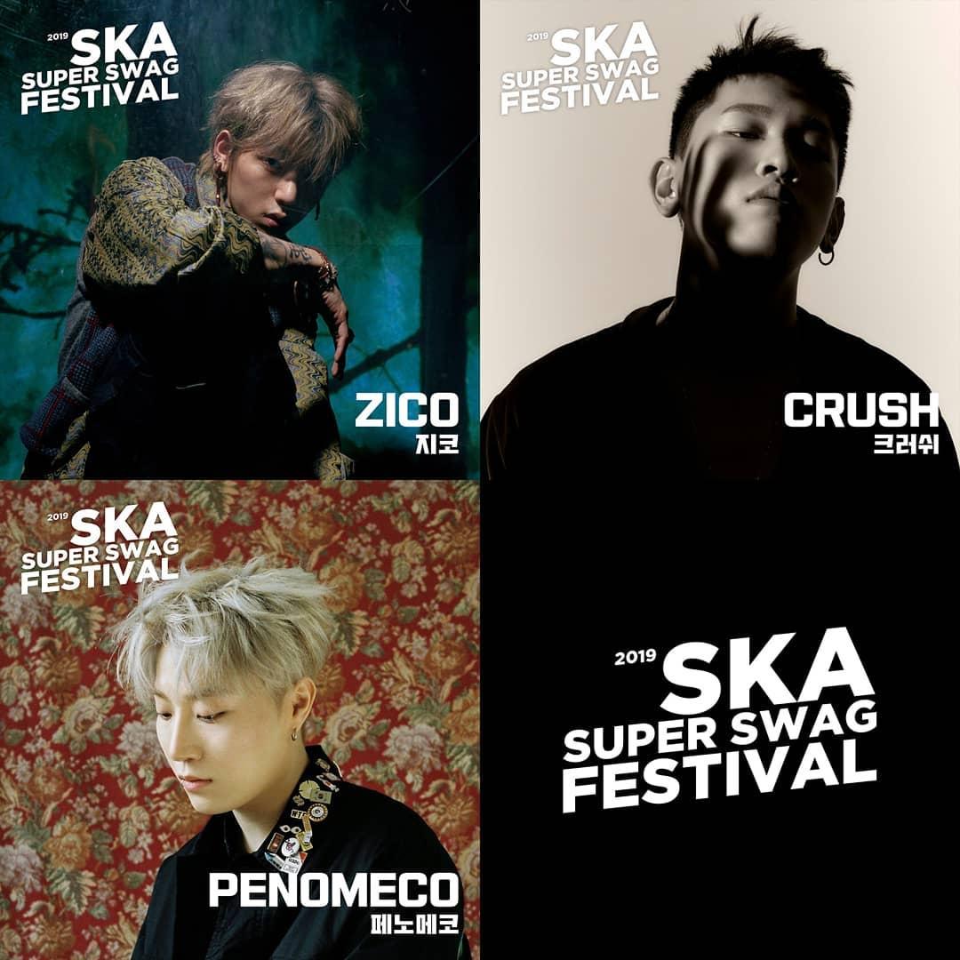 Ska Super Swag Festival 2019_LineUp1