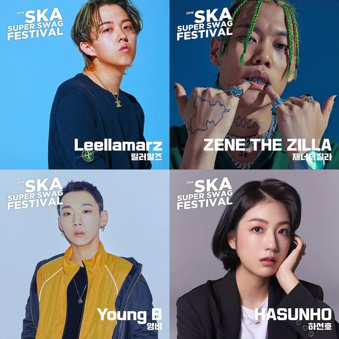 Ska Super Swag Festival 2019_LineUp5
