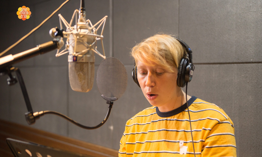 kpop vocal recording in seoul