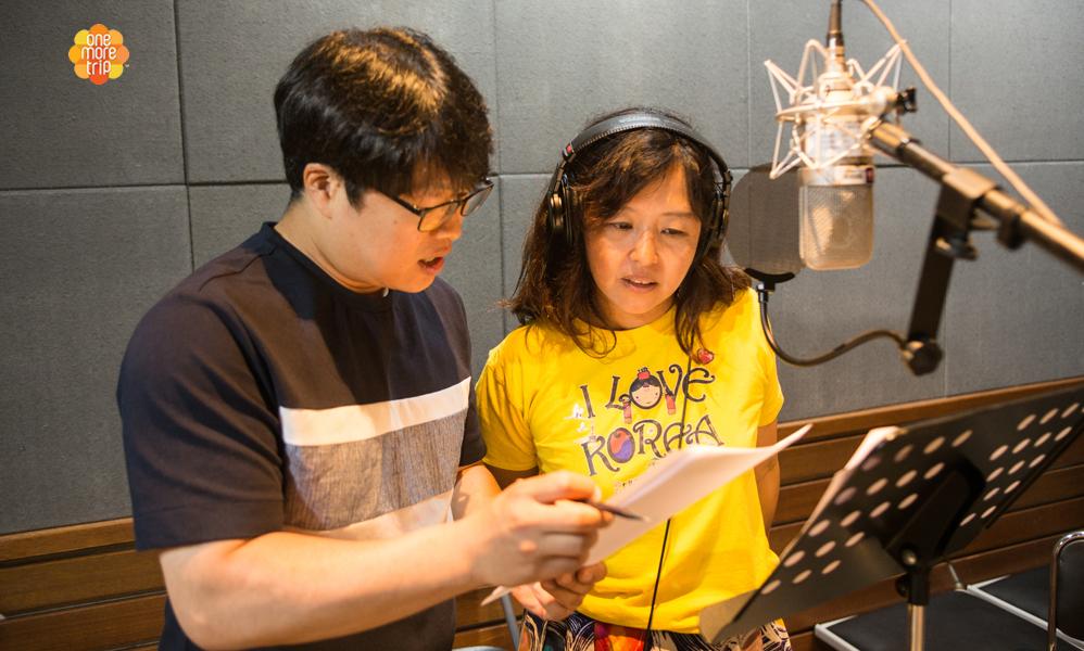 k-pop vocal traning korea
