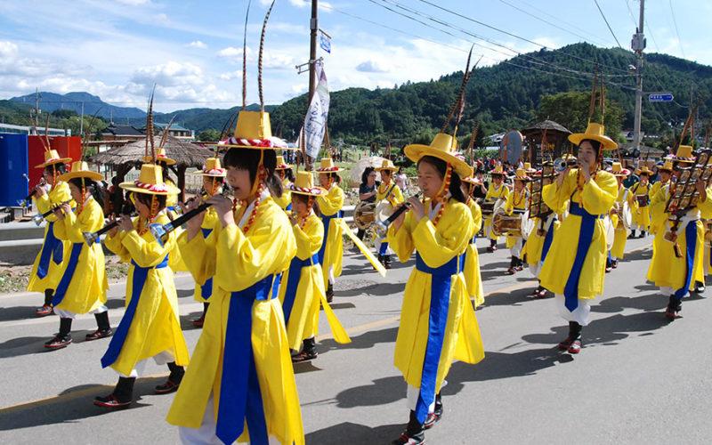 Hyoseok Cultural Festival event