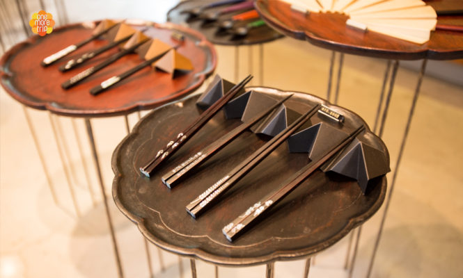 Luxury Chopsticks korea