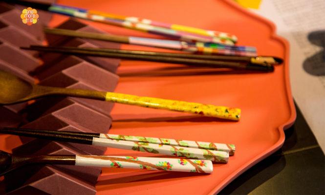 chopsticks drawing
