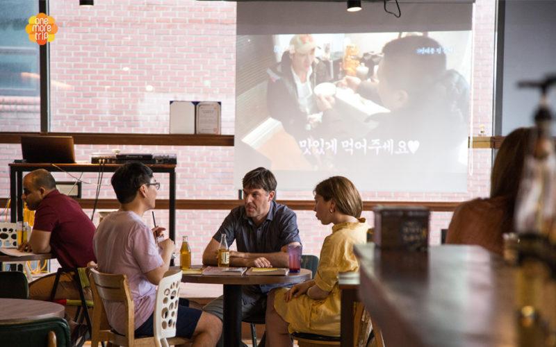 korea language exchange seoul