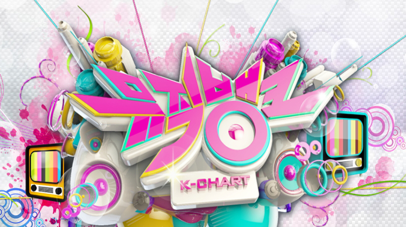 music bank korea
