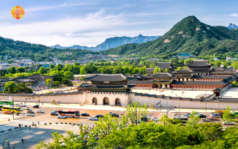 Gyeongbokgung palace tour