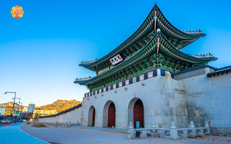 Gyeongbokgung-gwanghwamun