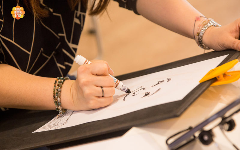 Draw Your Own Caricature