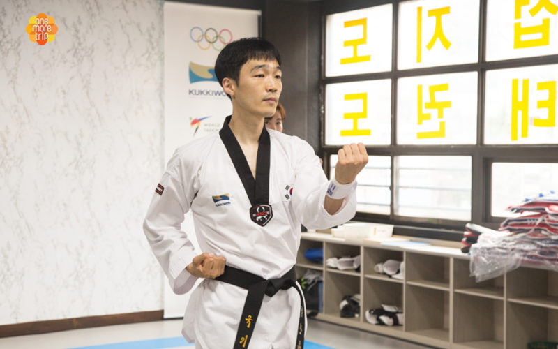 basic moves of Taekwondo