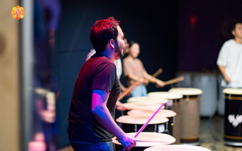 Nanta Drum Experience