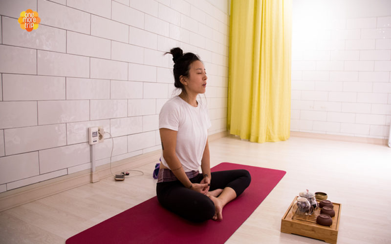 one day yoga tea tox program