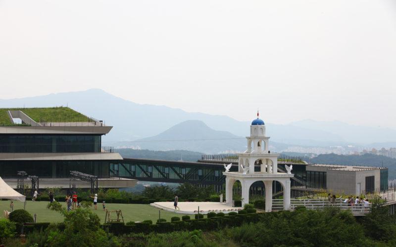 gubongsan garden view
