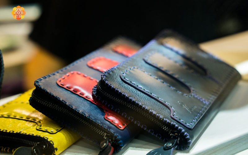 big leather wallets