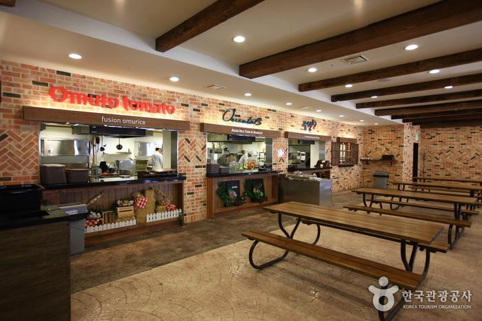 alpensia food court