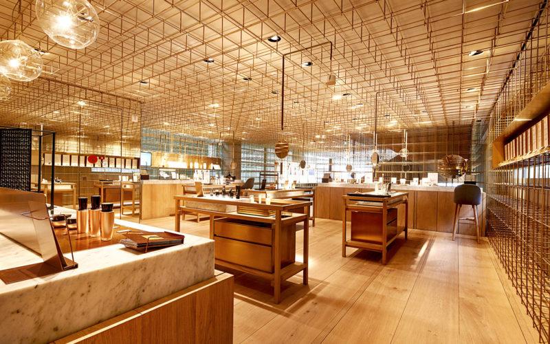 sulwhasoo flagship store inside