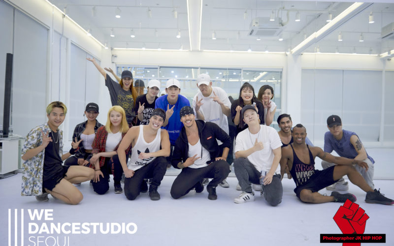 weflexdance group photo