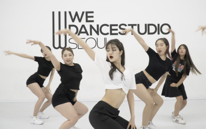 weflexdance video recording