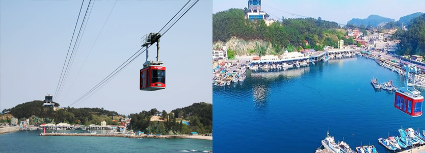 Samcheok Ocean Cable Car