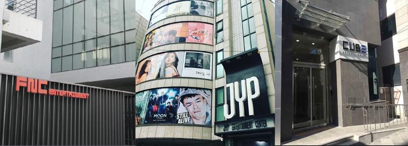 entertainment gangnam in korea