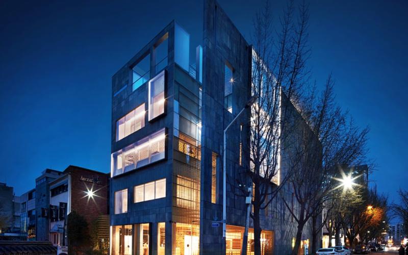 sulwhasoo flagship building