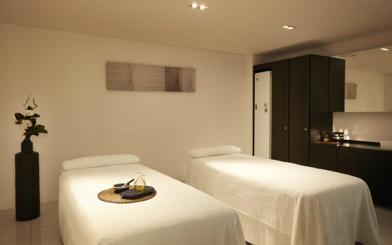 AHC double spa room