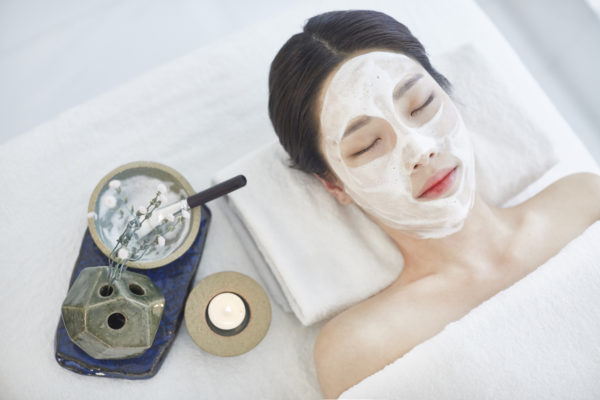 AHC mask treatment