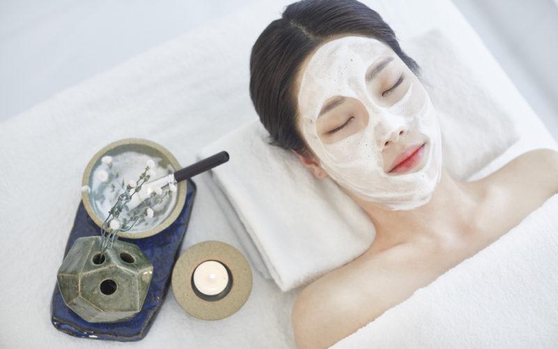 AHC mask treatment