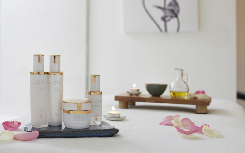 AHC skincare products