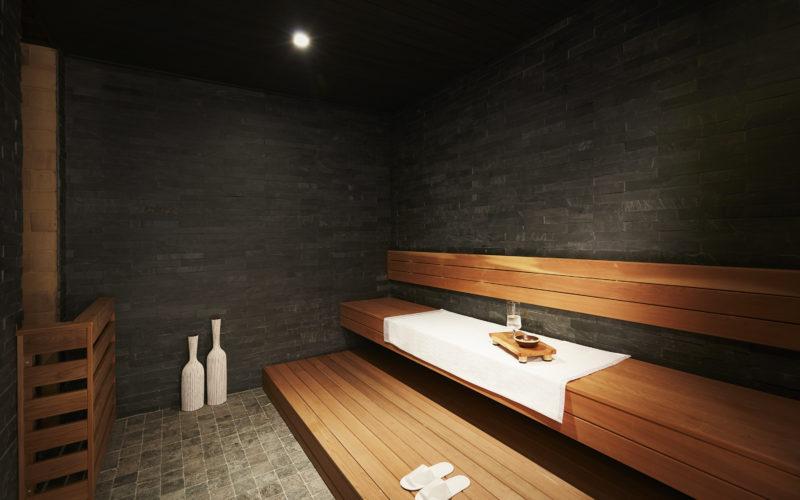 AHC spa sauna room