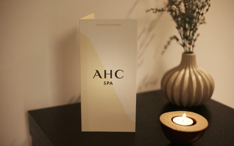 AHC spa table