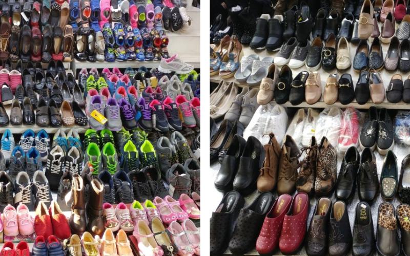 maangwon market shoes