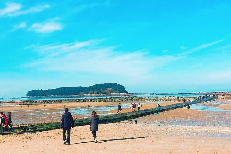 jindo sky beach