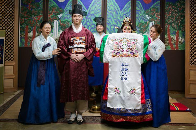 Korea Traditional Wedding Experience everyone