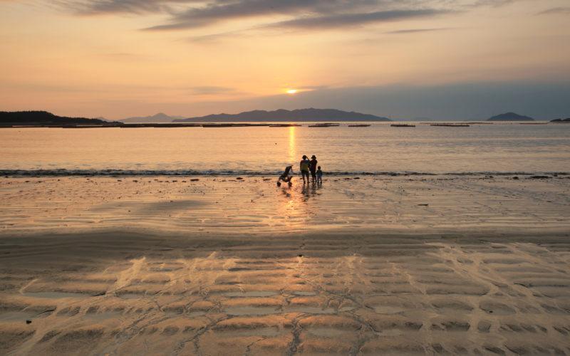 Mallipo Beach sunrise