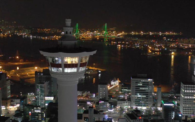 busan tower top