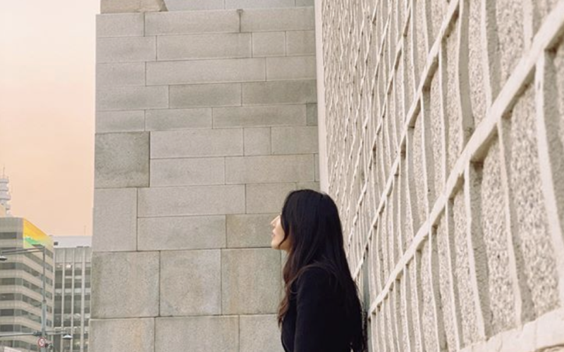 walking tour gwanghwamun snapshot