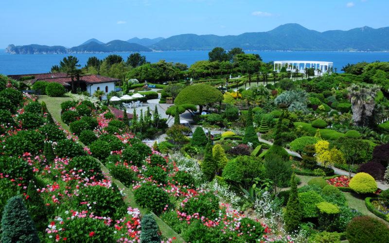 oedo island garden