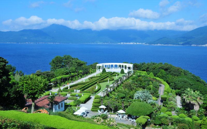 oedo island garden and sea